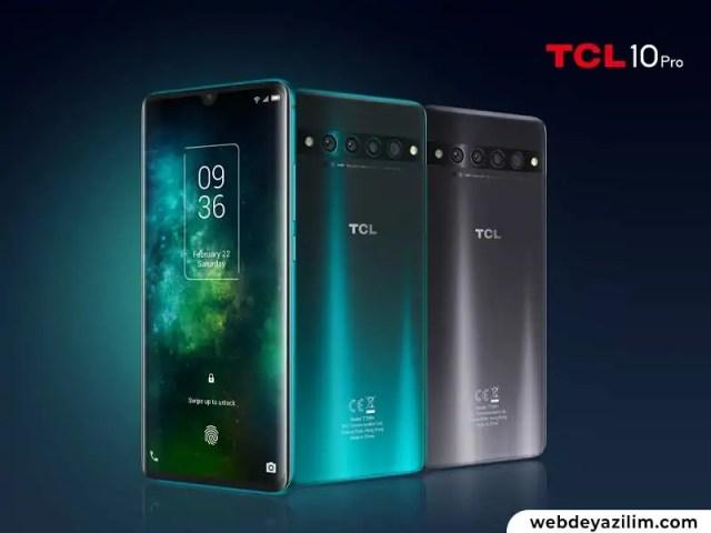 TCL 10 Pro Özellikleri ve Fiyatı - Beklenenin Üstünde Güç