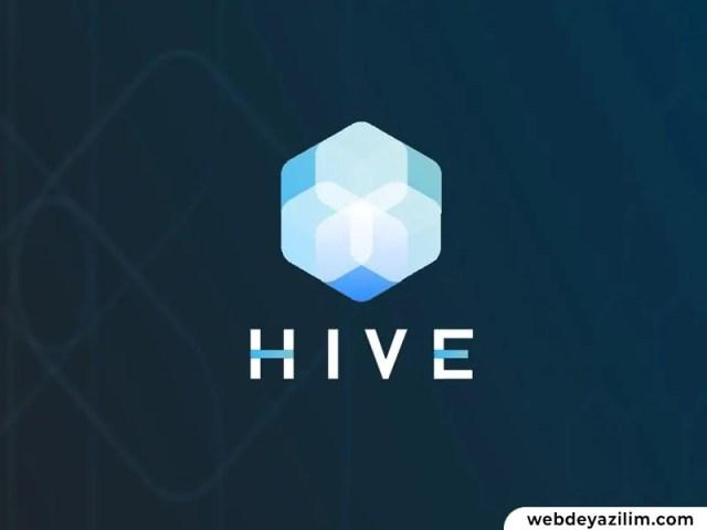 HIVE Coin Nedir? Hive Nasıl ve Nereden Alınır?