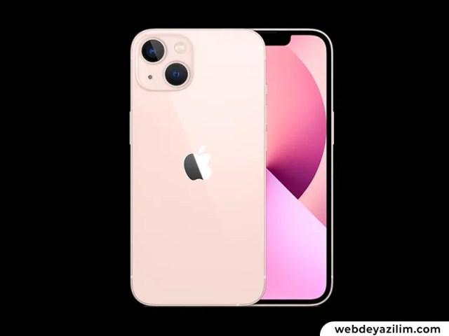 iPhone 13 Özellikleri ve Fiyatı Resmi Olarak Duyuruldu!