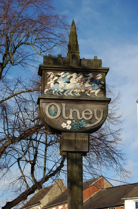 The Olney Sign