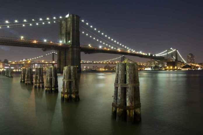 Brooklyn Bridge Bildbewertung