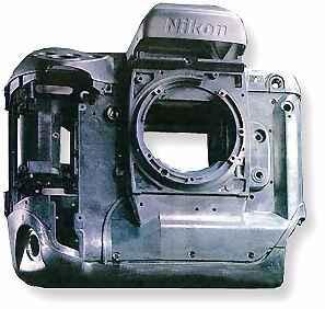 Nikon F5 Gehäuse
