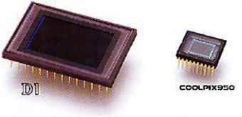 Sensor Größenvergleich