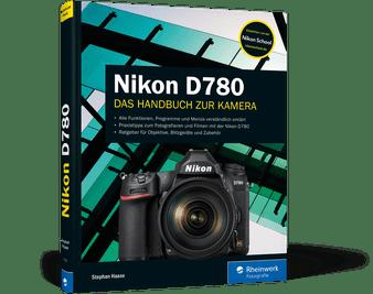 Nikon D780 Buch