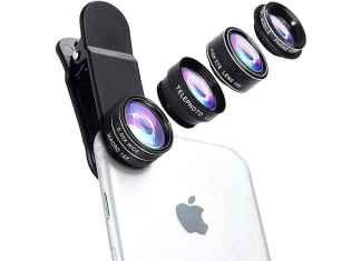 Smartphone Zubehör Objektiv