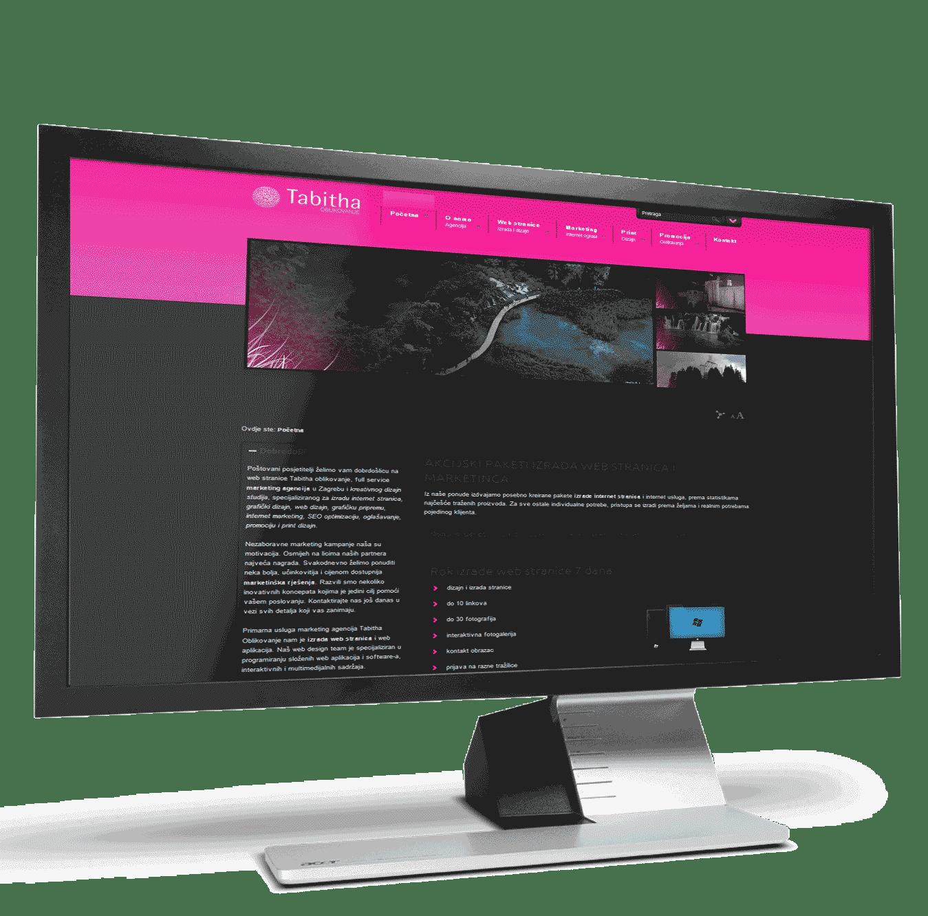 Paketi web stranica izrada