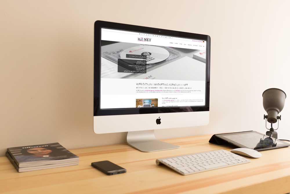 Izrada web stranica