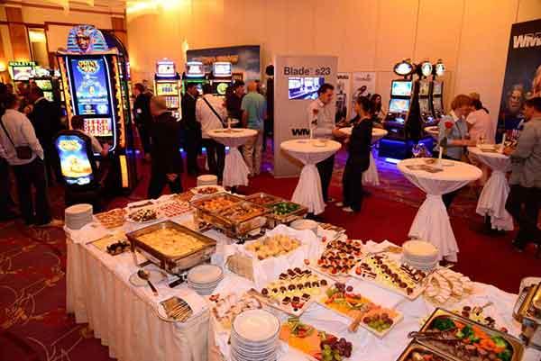 Prezentacija naše stranice na Casino Show