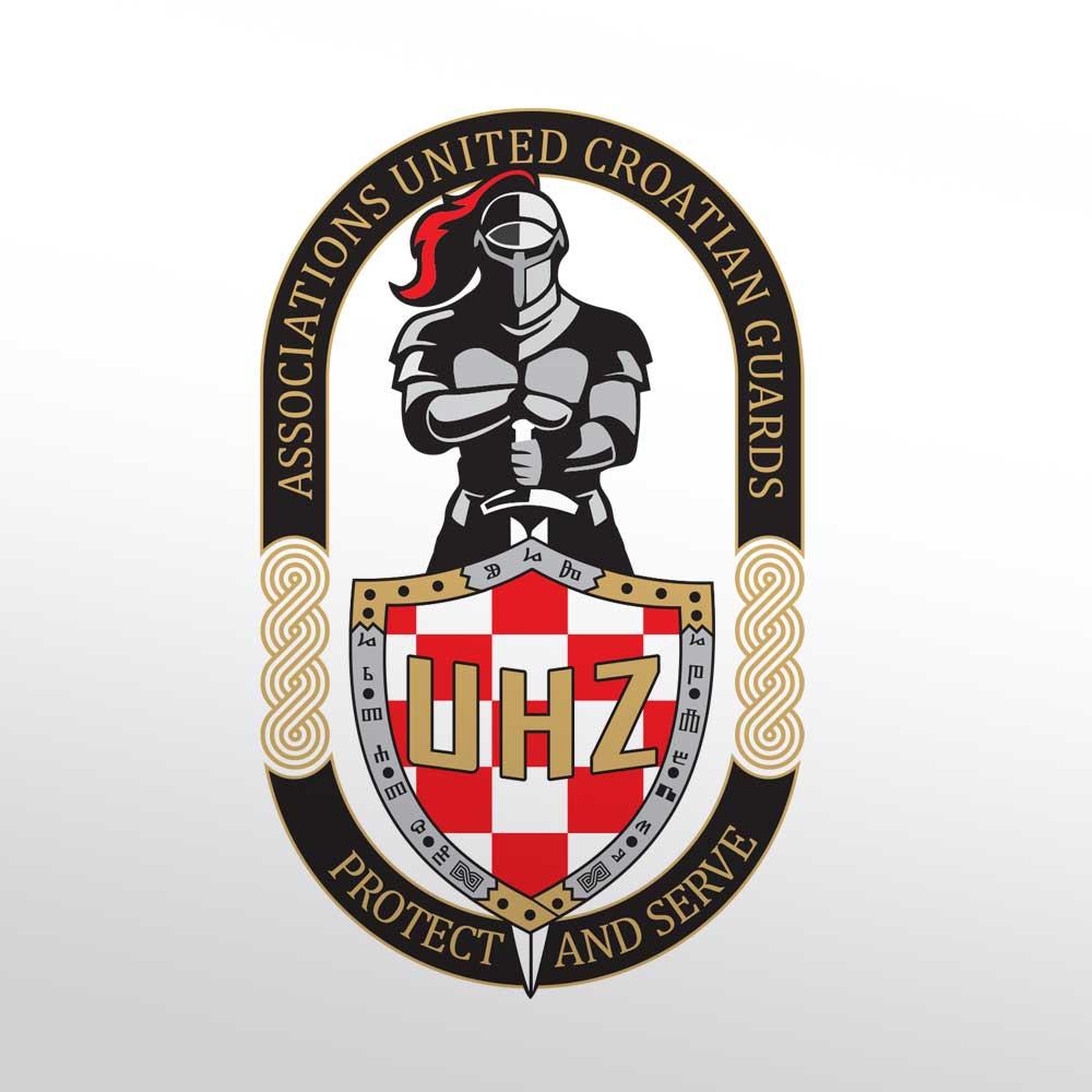 Logotip za udurgu zaštitara RH