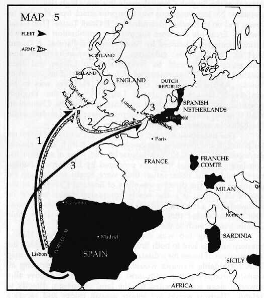 13 Colonies Map5