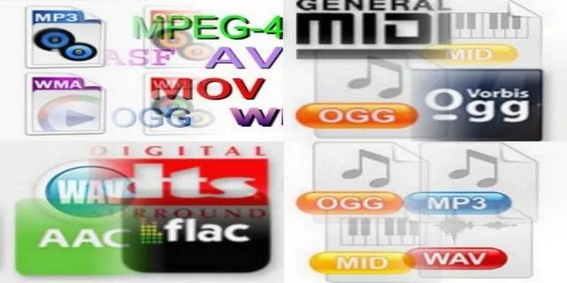 Легкий способ изменить формат аудио