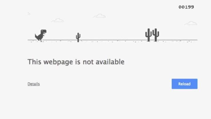 DNS Probe Finished No Internet Error In Google Chrome