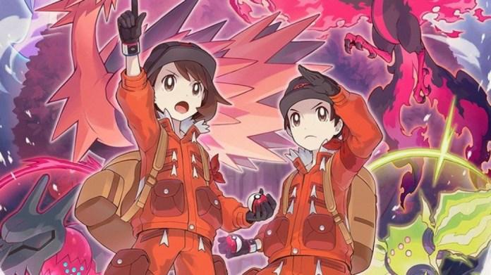 Pokémon Espada / Pokémon Escudo: Las nieves de la corona