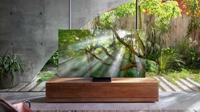 recensione Samsung Q950TS Recensione: un design unico incontra l'8K