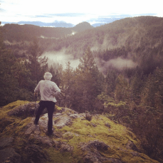 From a hike with Alpine Club of Canada. Mt. Braden.