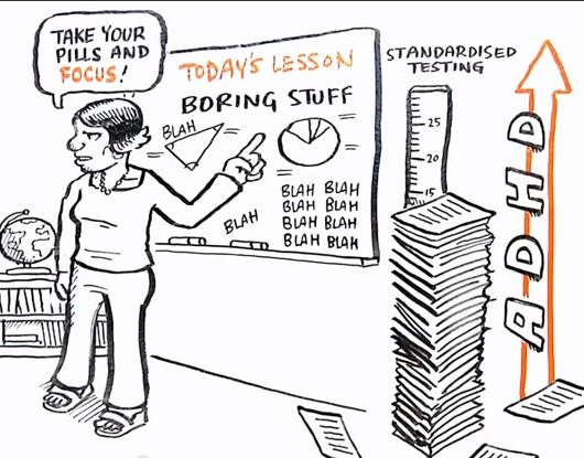 WebEnglish.se ⋆ Changing Education; from ADHD to Divergent