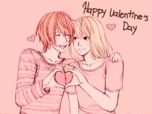 Valentine's Day, 7-9