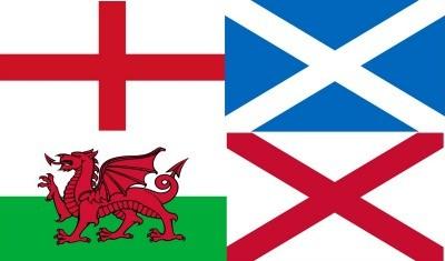 UK Countries 5-7