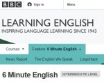 BBC 6-minute English