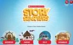 , Interactive Story Starters, WebEnglish.se