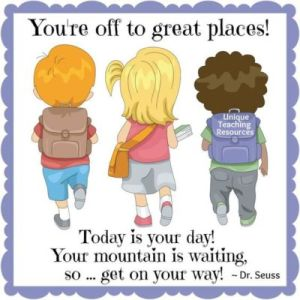 School Start and Planning