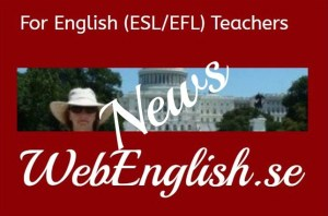 WebEnglish.se News