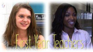 New Teacher in a New Class