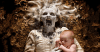 Photographer Dad Creates Horror Photos Together With His Daughters | Bored Panda
