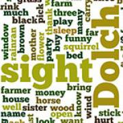 Dolch Sight Words List | Sight Words: Teach Your Child to Read