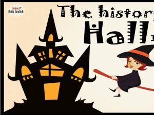 Learn English through Story: Halloween history with subtitles - YouTube