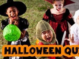 Online ESL Halloween Quiz - BINGOBONGO