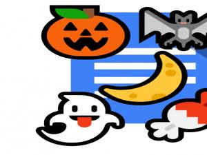 Control Alt Achieve: Create Halloween Rebus Stories with Emojis and Google Docs