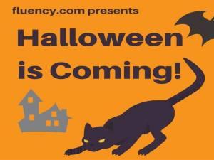 """Halloween is Coming"" Rap Halloween Vocabulary with Fluency MC! - YouTube"