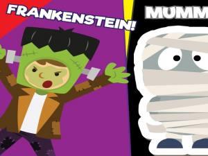 Learn Halloween Vocabulary #2   Kids Learning Videos   ESL for Kids   Fun Kids English - YouTube