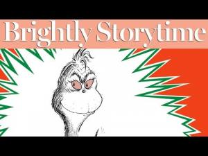 How the Grinch Stole Christmas #readalong | Brightly Storytime - YouTube