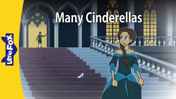 , Fairy Tale, Cinderella, WebEnglish.se