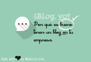 Beneficios tener blog empresarial