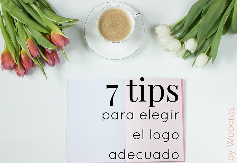 7 consejos para el diseño de tu logo