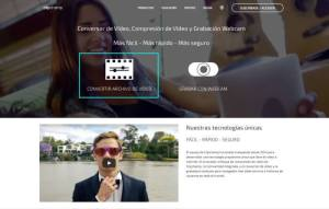 comprimir videos online