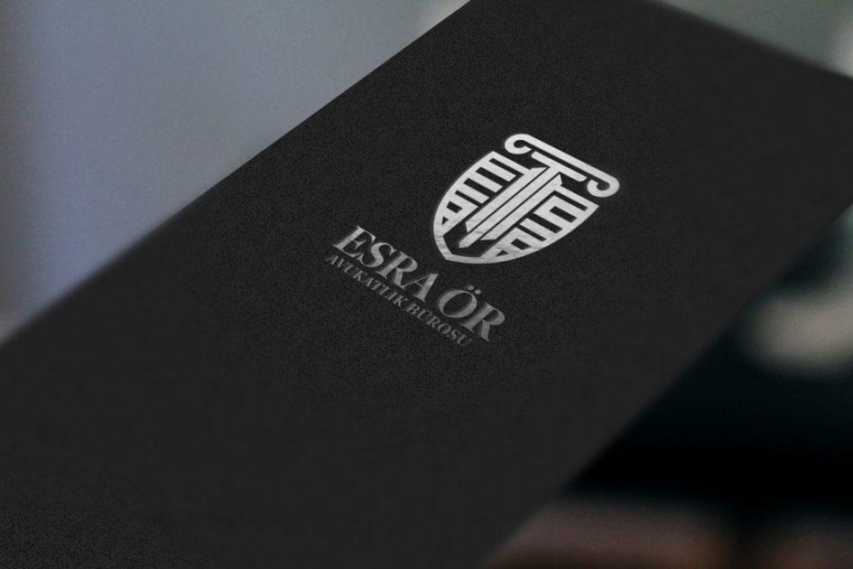 Av.Esra ÖR Logo Tasarım ve Kartvizit Tasarım Çalışması 3c 1024x683