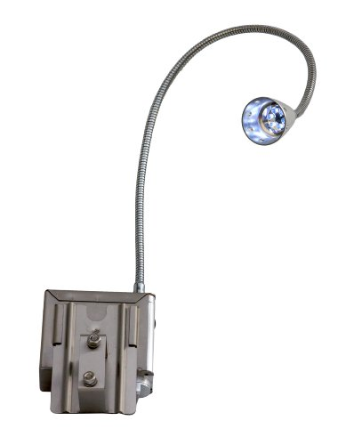 Solaire Stainless Steel Battery-Operated Light for Solaire Grills, with Mounting Bracket