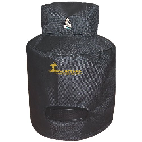 Montana Grilling Gear TC-20LB Gear Ventilated Tank Cover, 12.5 by 18-Inch