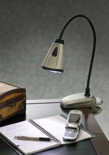 Fulcrum 20019-301 6 LED Multiflex Clip-On BBQ and Task Light