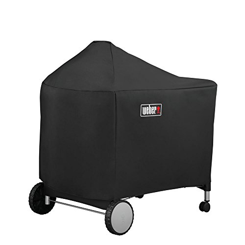Weber 7152 Grill Cover with Storage Bag for Performer Premium and Deluxe