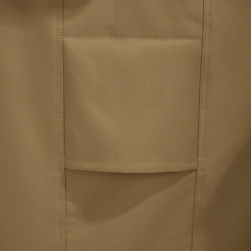 Classic Accessories 55-041-032401-00 Hickory Heavy Duty Grill Cover, Medium
