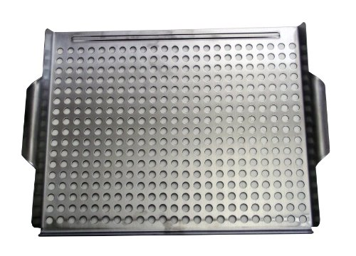 21st Century GB51A6 Stainless Steel Topper, 12-Inch by 16-Inch
