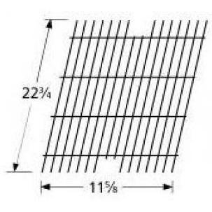 Music City Metals 54901 Porcelain Steel Wire Cooking Grid Replacement for Select Viking Gas Grill Models