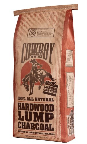 Cowboy 29088 Hardwood Lump Charcoal, 8.8-Pound