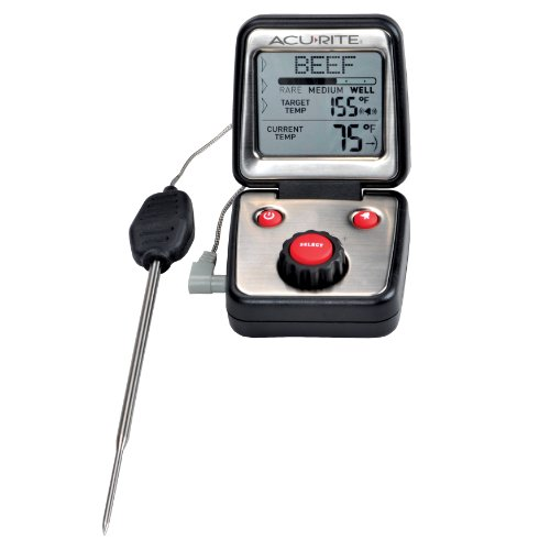 AcuRite 00277 Digital Cooking Probe Thermometer