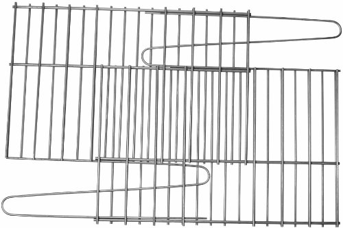 GrillPro 91250 Universal Fit Adjustable Rock Grate